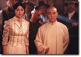 Once Upon A Time in China & America (1997)