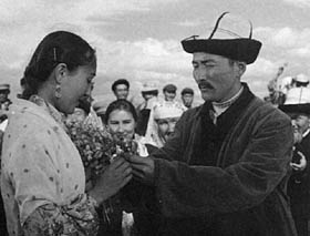 Red Flower of Tianshan (1964)