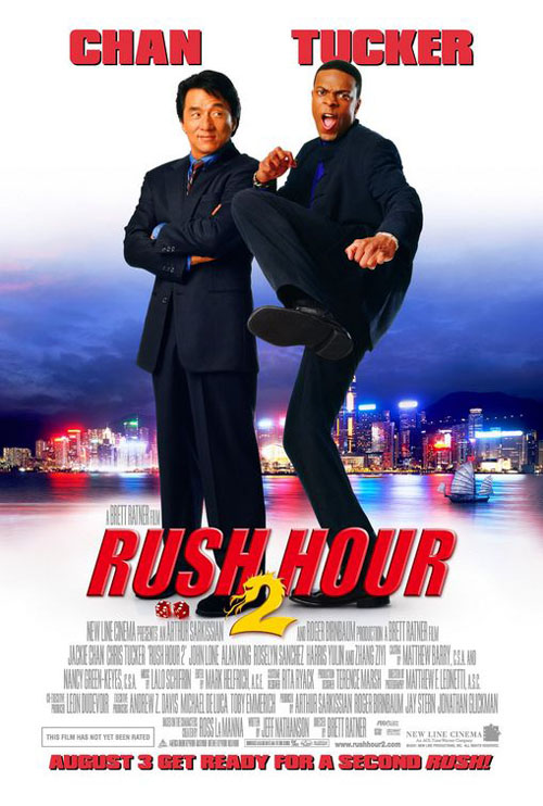 Bitirim İkili 2 – Rush Hour 2 (2001) Türkçe Dublaj indir indir direk tek parça izle